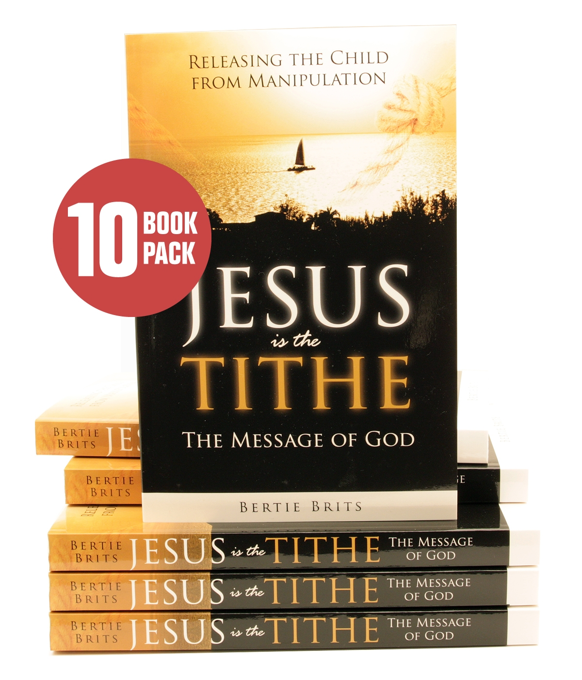 Jesus is the Tithe ( 10 Pack ) Shop Dynamic Love Ministries