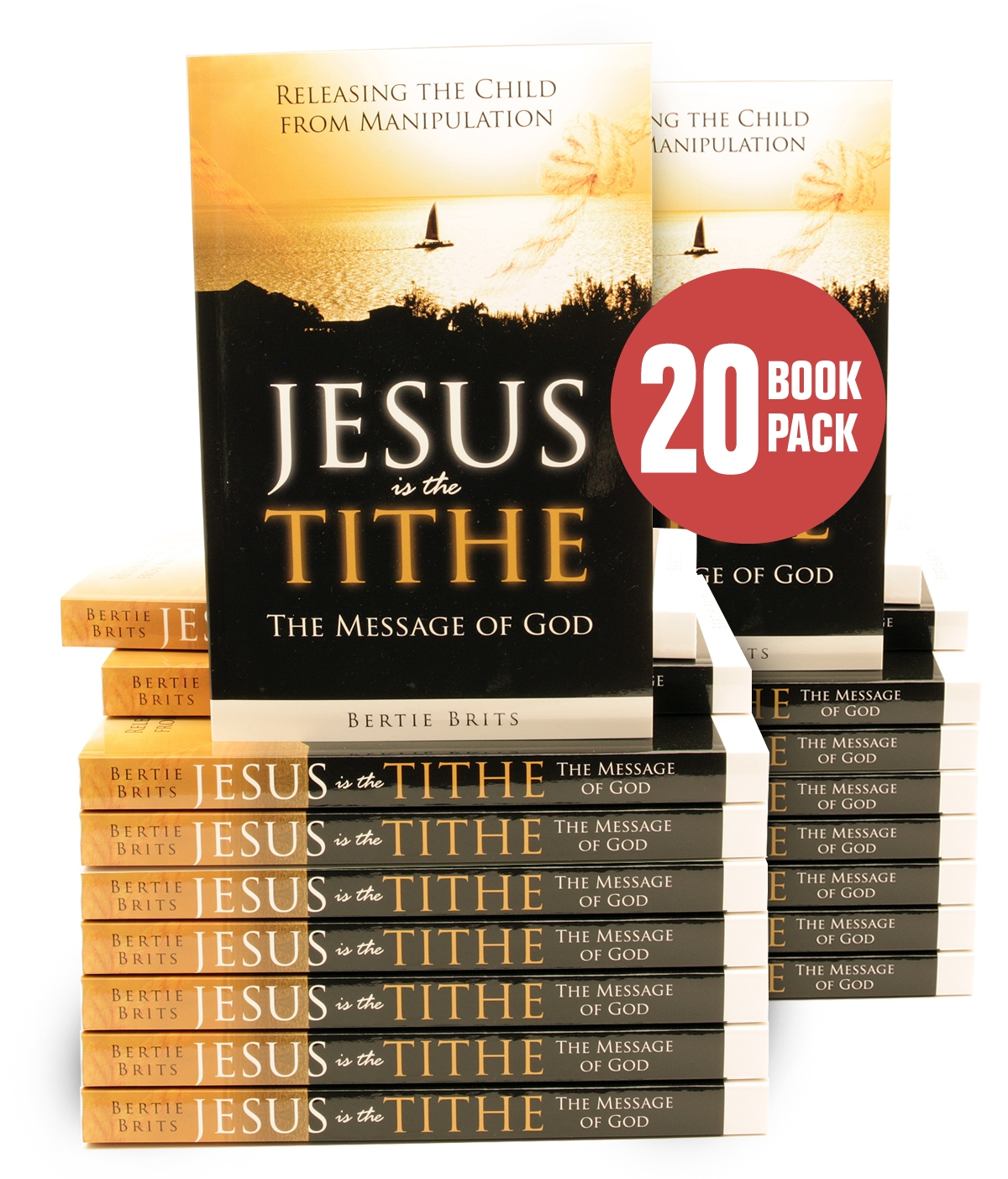 Jesus is the Tithe ( 20 Pack ) Shop Dynamic Love Ministries