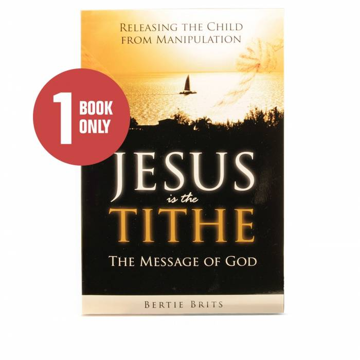Buy Dynamic Love Ministries Items: [ Jesus is the Tithe ( 1 Book ) ]