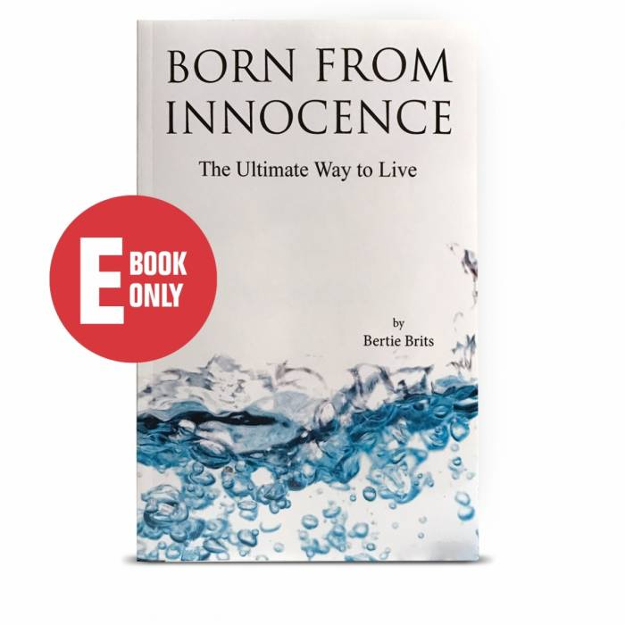 Born from Innocence ( eBook ) | Dynamic Love Ministries Product Image