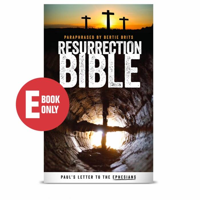 Resurrection Bible | Dynamic Love Ministries Product Image